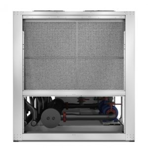Air-Cooled Water Chillers with Axial Fans